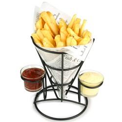 Πρωτότυπο Σερβίρισμα Fast Food