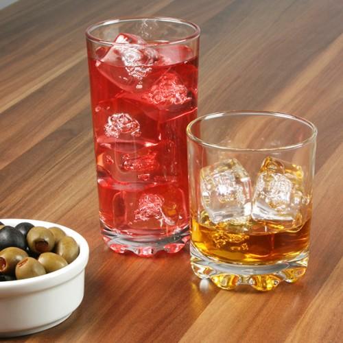 Σετ 12 (6+6) Ποτηριών για Πάρτυ στο Σπίτι ( Ποτήρια Κρασιού )