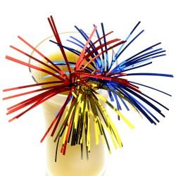 Οδοντογλυφίδες Glitter Sticks -συσκευασία με 10 ή με 100
