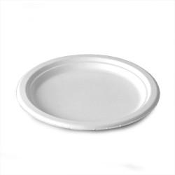Οικολογικά Μικρά Πιάτα από Ζαχαρότευτλο-σετ με 125
