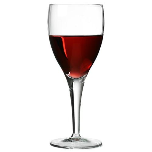 Ποτήρια Kρασιού Χειροποίητο Michelangelo Red 225ml