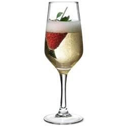 Ποτήρια Σαμπάνιας Lineal 180ml -συσκευσία24τμχ