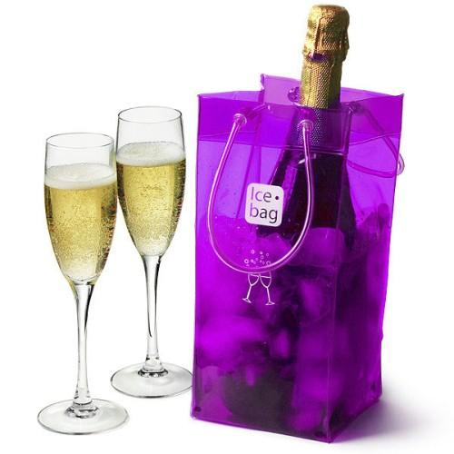 Παγοδοχείο Ice Bag πλαστικό premium διάφανο
