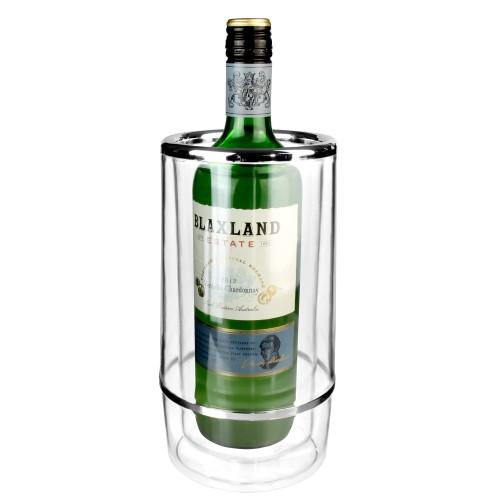 Wine Cooler Σαμπανιέρα Ακρυλική Πλαστική Διάφανη