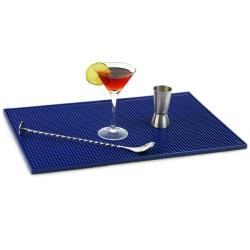 Service Bar Mat Πλαστικός μπλε δίσκος περισυλλογής διαρροών 30cm x 45cm