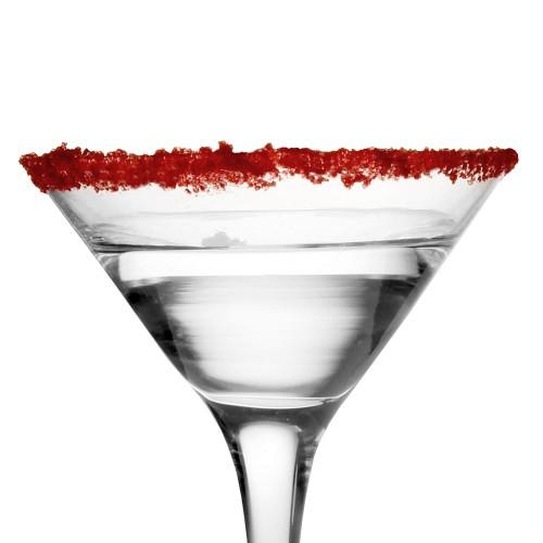 Κόκκινη Ζάχαρη για Κοκτέιλ 453g