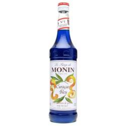 Σιρόπι Monin με γεύση  Blue Curacao 700ml