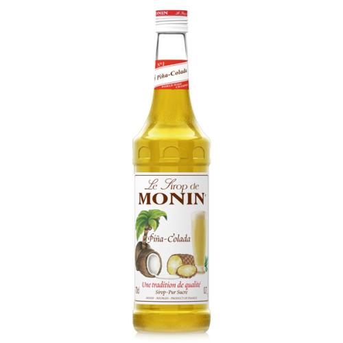 Σιρόπι Monin  με γεύση Pina Colada  700ml