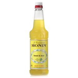 Σιρόπι Monin με Γλυκόξινη γεύση 1lt