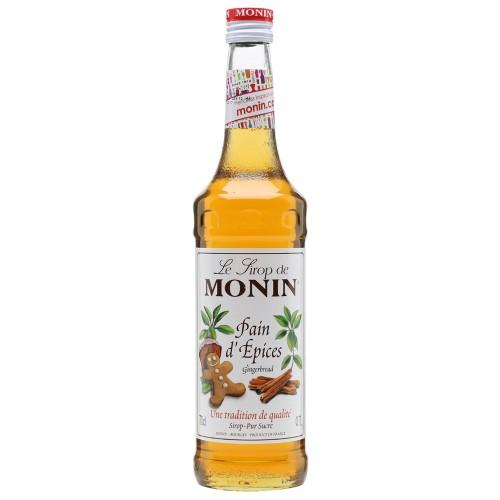 Σιρόπι Monin με γεύση Τζίντζερ 700ml