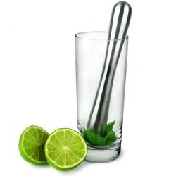 Γουδοχέρι Cocktail από Ανοξείδωτο Ατσάλι