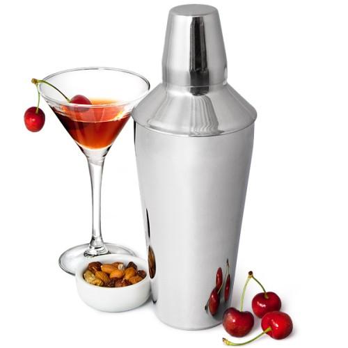 Επαγγελματικό Shaker Manhattan από Ανοξείδωτο Ατσάλι 750ml ( Shakers )
