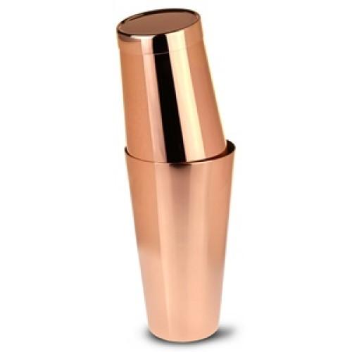 Επαγγελματικό Shaker  Ανοξείδωτο Ατσάλι με χάλκινο φινίρισμα 640ml ( Shakers )