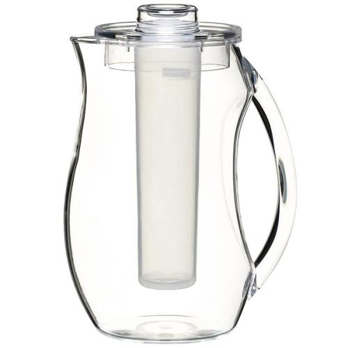 Κανάτα Ακρυλική με Παγοκολώνα 2.3ltr ( Πλαστικά & Αναλώσιμα )